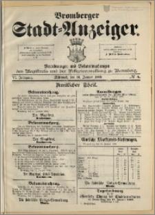 Bromberger Stadt-Anzeiger, J. 6, 1889, nr 4