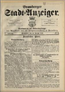 Bromberger Stadt-Anzeiger, J. 6, 1889, nr 5