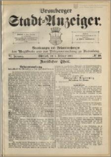 Bromberger Stadt-Anzeiger, J. 6, 1889, nr 10
