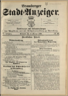 Bromberger Stadt-Anzeiger, J. 6, 1889, nr 12