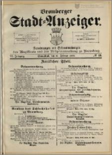 Bromberger Stadt-Anzeiger, J. 6, 1889, nr 13