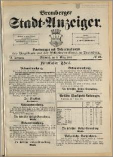 Bromberger Stadt-Anzeiger, J. 6, 1889, nr 18