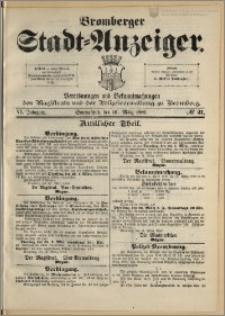 Bromberger Stadt-Anzeiger, J. 6, 1889, nr 21
