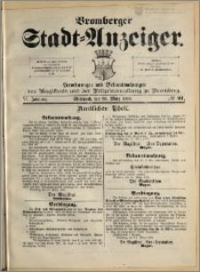 Bromberger Stadt-Anzeiger, J. 6, 1889, nr 22