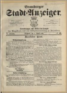 Bromberger Stadt-Anzeiger, J. 6, 1889, nr 26