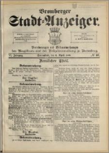 Bromberger Stadt-Anzeiger, J. 6, 1889, nr 27