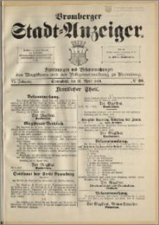 Bromberger Stadt-Anzeiger, J. 6, 1889, nr 29