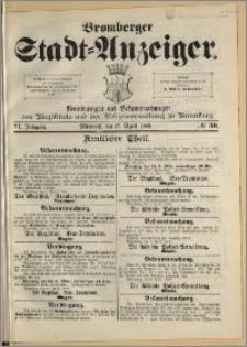 Bromberger Stadt-Anzeiger, J. 6, 1889, nr 30