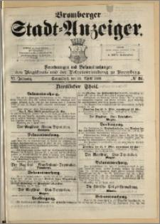 Bromberger Stadt-Anzeiger, J. 6, 1889, nr 31