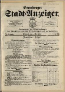 Bromberger Stadt-Anzeiger, J. 6, 1889, nr 34
