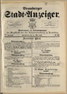 Bromberger Stadt-Anzeiger, J. 6, 1889, nr 37