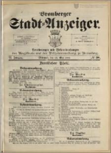 Bromberger Stadt-Anzeiger, J. 6, 1889, nr 38