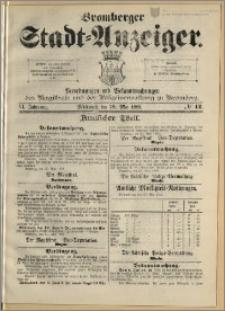 Bromberger Stadt-Anzeiger, J. 6, 1889, nr 42