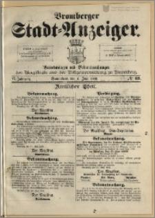 Bromberger Stadt-Anzeiger, J. 6, 1889, nr 43