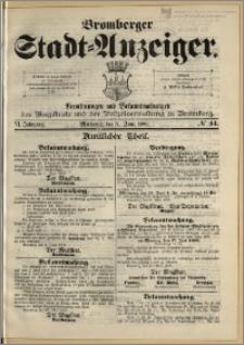 Bromberger Stadt-Anzeiger, J. 6, 1889, nr 44