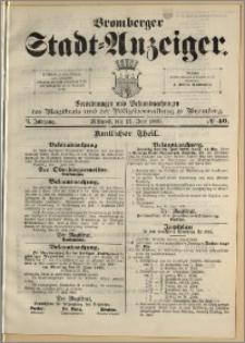 Bromberger Stadt-Anzeiger, J. 6, 1889, nr 46