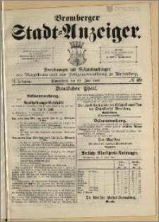 Bromberger Stadt-Anzeiger, J. 6, 1889, nr 49
