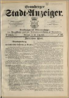 Bromberger Stadt-Anzeiger, J. 6, 1889, nr 50