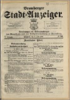 Bromberger Stadt-Anzeiger, J. 6, 1889, nr 52