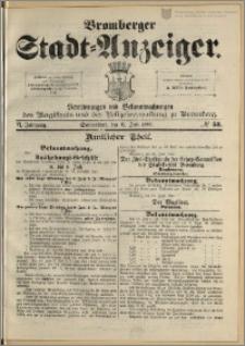 Bromberger Stadt-Anzeiger, J. 6, 1889, nr 53