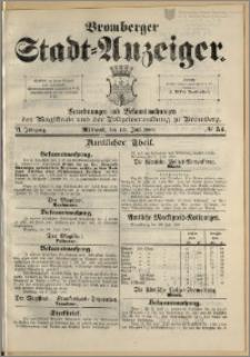 Bromberger Stadt-Anzeiger, J. 6, 1889, nr 54