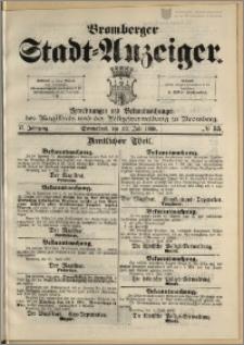 Bromberger Stadt-Anzeiger, J. 6, 1889, nr 55