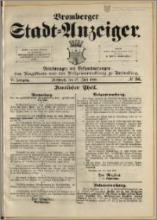 Bromberger Stadt-Anzeiger, J. 6, 1889, nr 56