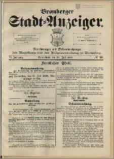 Bromberger Stadt-Anzeiger, J. 6, 1889, nr 57