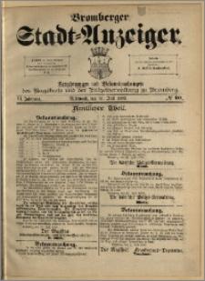 Bromberger Stadt-Anzeiger, J. 6, 1889, nr 60