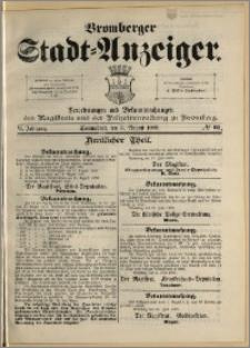 Bromberger Stadt-Anzeiger, J. 6, 1889, nr 61