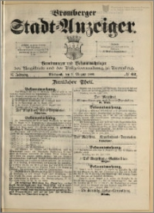Bromberger Stadt-Anzeiger, J. 6, 1889, nr 62