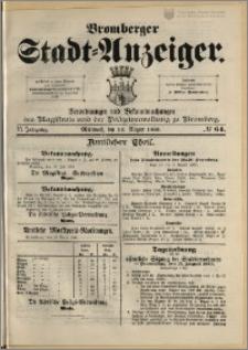 Bromberger Stadt-Anzeiger, J. 6, 1889, nr 64