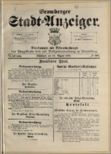 Bromberger Stadt-Anzeiger, J. 6, 1889, nr 68