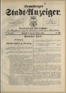 Bromberger Stadt-Anzeiger, J. 6, 1889, nr 69