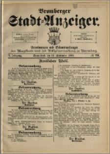 Bromberger Stadt-Anzeiger, J. 6, 1889, nr 73