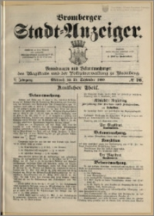 Bromberger Stadt-Anzeiger, J. 6, 1889, nr 76