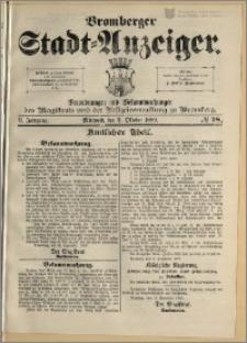 Bromberger Stadt-Anzeiger, J. 6, 1889, nr 78