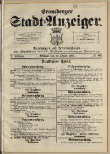 Bromberger Stadt-Anzeiger, J. 6, 1889, nr 82