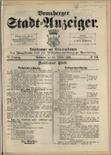 Bromberger Stadt-Anzeiger, J. 6, 1889, nr 84