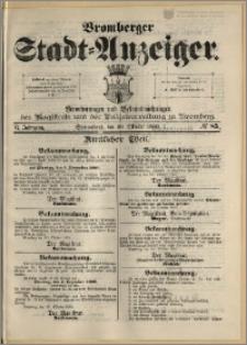 Bromberger Stadt-Anzeiger, J. 6, 1889, nr 85