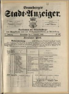 Bromberger Stadt-Anzeiger, J. 6, 1889, nr 87