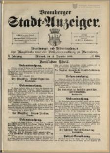 Bromberger Stadt-Anzeiger, J. 6, 1889, nr 98