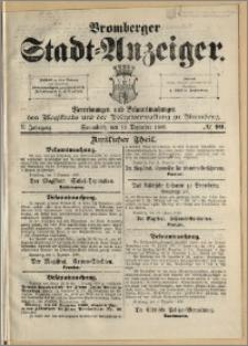 Bromberger Stadt-Anzeiger, J. 6, 1889, nr 99