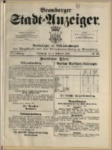 Bromberger Stadt-Anzeiger, J. 7, 1890, nr 10