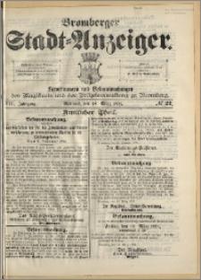 Bromberger Stadt-Anzeiger, J. 8, 1891, nr 22