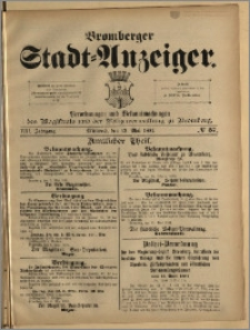 Bromberger Stadt-Anzeiger, J. 8, 1891, nr 37