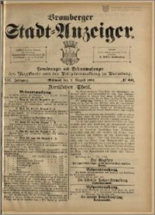 Bromberger Stadt-Anzeiger, J. 8, 1891, nr 60