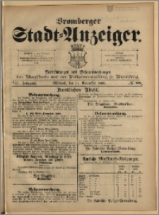 Bromberger Stadt-Anzeiger, J. 8, 1891, nr 88