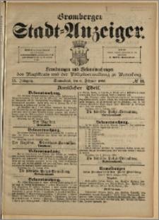 Bromberger Stadt-Anzeiger, J. 9, 1892, nr 11