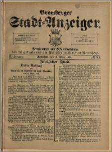 Bromberger Stadt-Anzeiger, J. 9, 1892, nr 23